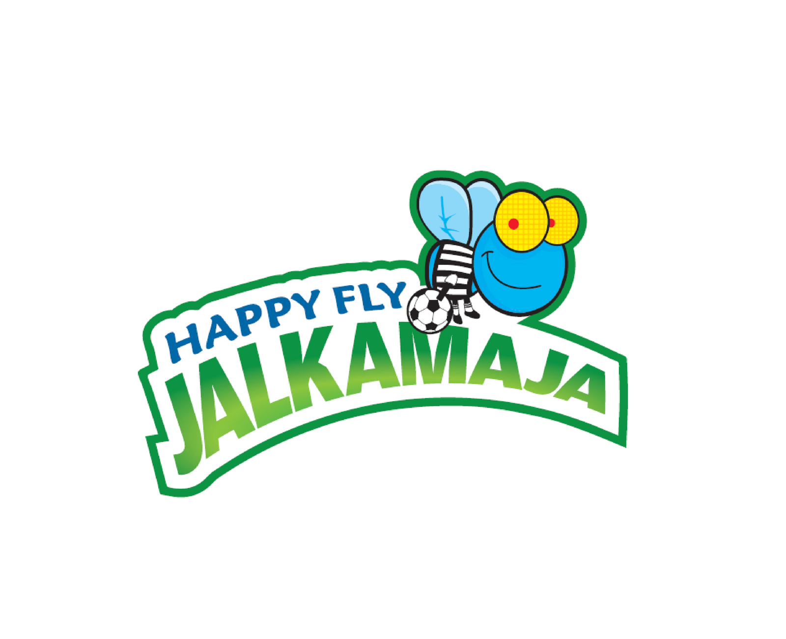 Happy fly Jalkamaja